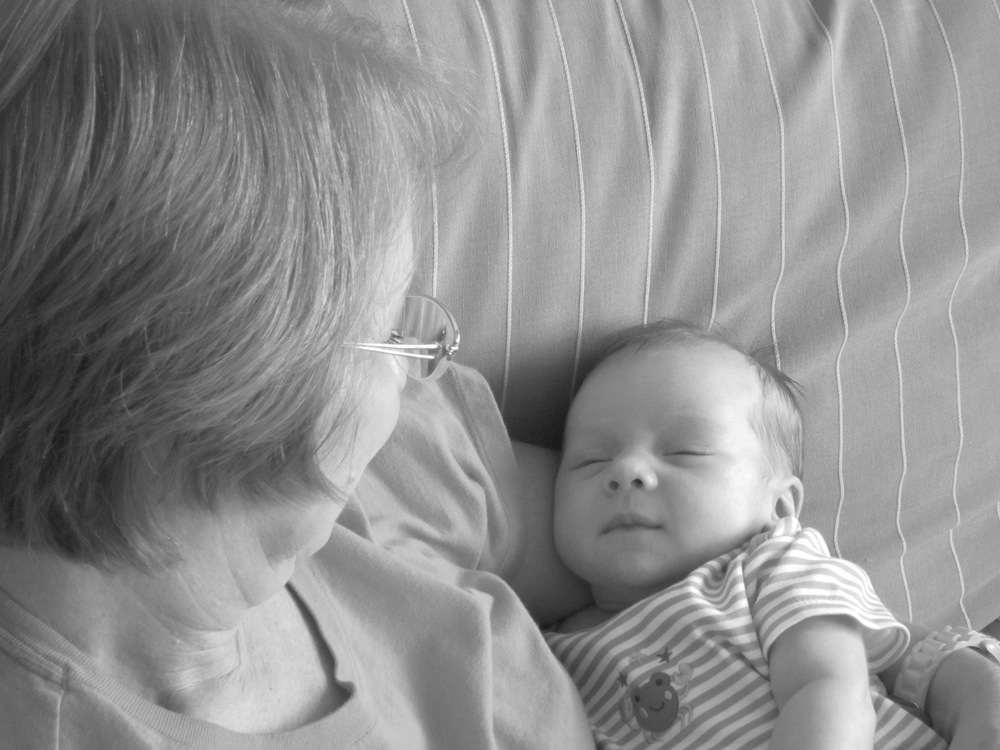 Naptime with Grandma Kathy 2