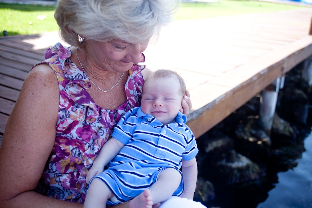 06-Grandma Margie and Smiley Isaac